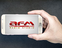 AFM audio studio