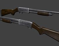 CG M37 Shotgun