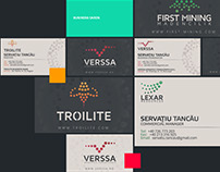 4 Company Network - Branding