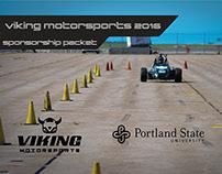Viking Motorsports 2016 Sponsorship Pack
