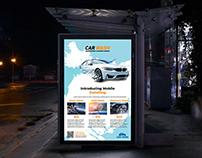 Car Wash Flyer Design.