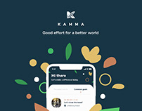 Kamma - The app for climate change
