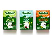 Fresh Thyme Organic Tea Range