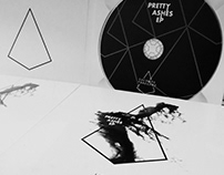 "Cover EP ""PRETTY ASHES"" - Lecomte de Brégeot"