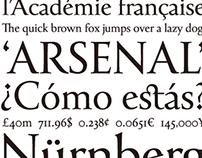 Mesut Typeface
