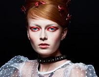 Christmas Beauty for Vulkan Magazine