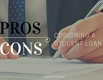 Pros and Cons of Cosigning a Student Loan