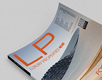 LP, Luxury Properties 地标 Magazine