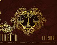 Convite de Direito FTC 2019.1 - Feira de Santana