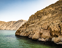 Oman, Indian Ocean