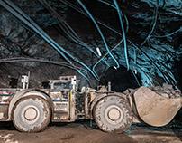 Túneles mineros