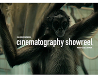 Cinematography showreel 2015