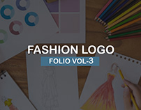 FASHION BRAND Logo Folio Vol-3