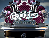 Intro programa Bamboleo de CTV para TVG