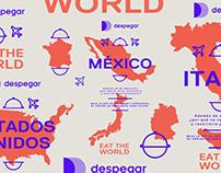 DESPEGAR - Eat the World