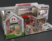 HUAWEI BOOTH CAIRO ICT