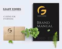 Giant Foods Branding Project