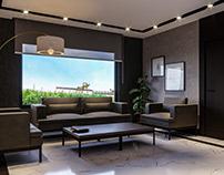 Lounge Orbay İnterior Design.