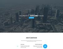 Graphsign _ The Creative PSD Design
