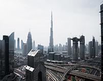 FUTURISTIC 2018 ////// DUBAI, UAE