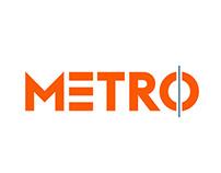 Metro TV identity