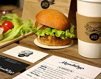 Mamaburger restaurant