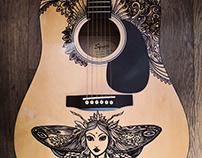 Customised Guitars