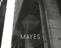 MAYES // Personal Branding