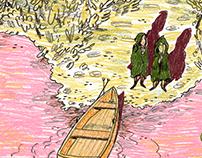 The Island 1 & 2 (comic)