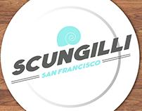 Restaurant Branding // Scungilli