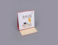 Intiland - Calendar 2015