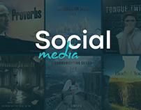 Pondernaz Social Media Posters