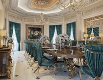 Riva - Luxury Dining Room