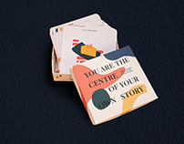 YOU ARE THE CENTRE OF YOUR OWN STORY