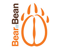 Bear and the Bean Branding