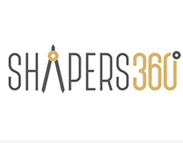Corporate Branding - Shapers360 (Architectural Company)
