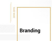 Branding - 2010-2015