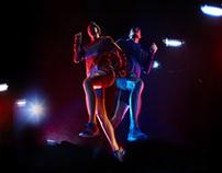 Nike x GYAKUSOU Undercover Global Energy Campaign