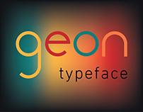 Typeface Design | Geon