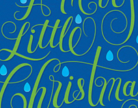 Northumbrian Water Corporate Christmas Card