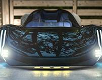 Car project No. 01