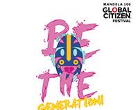 Mandela 100: Global Citizen Festival - Illustration