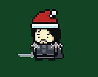 8-bit Winterfell Nights