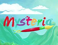 Mysteria | Animação 2D e Stop Motion