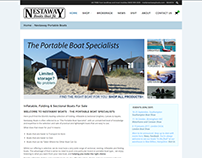 Nestaway Boats - Web Development