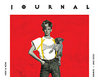 GUESS JOURNAL Issue One - Here & Now - SS17
