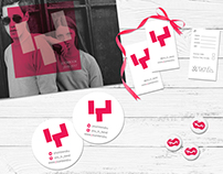 Corporate identity of online store
