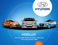 Hyundai - Tablet Application