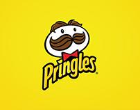 Pringles - Christmas MARS