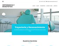 Sitio Ortodoncia y Biostética
